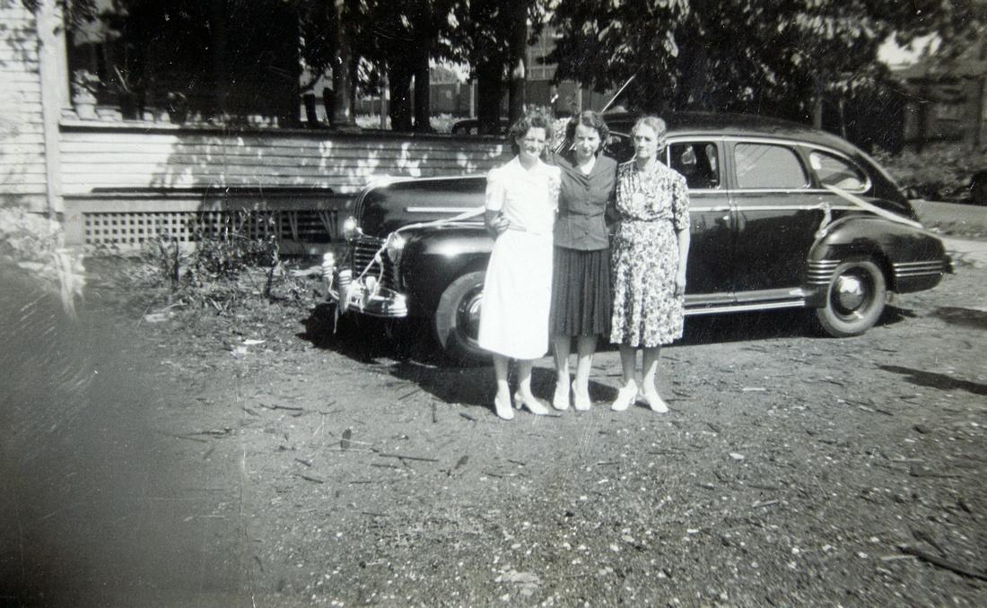 Frances Philomena Selker, Madeline Gertrude McDonald, Winifred Agnes O'Neill