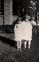 Late 1920's - Mary Eugenia & Frances Winifred McDonald