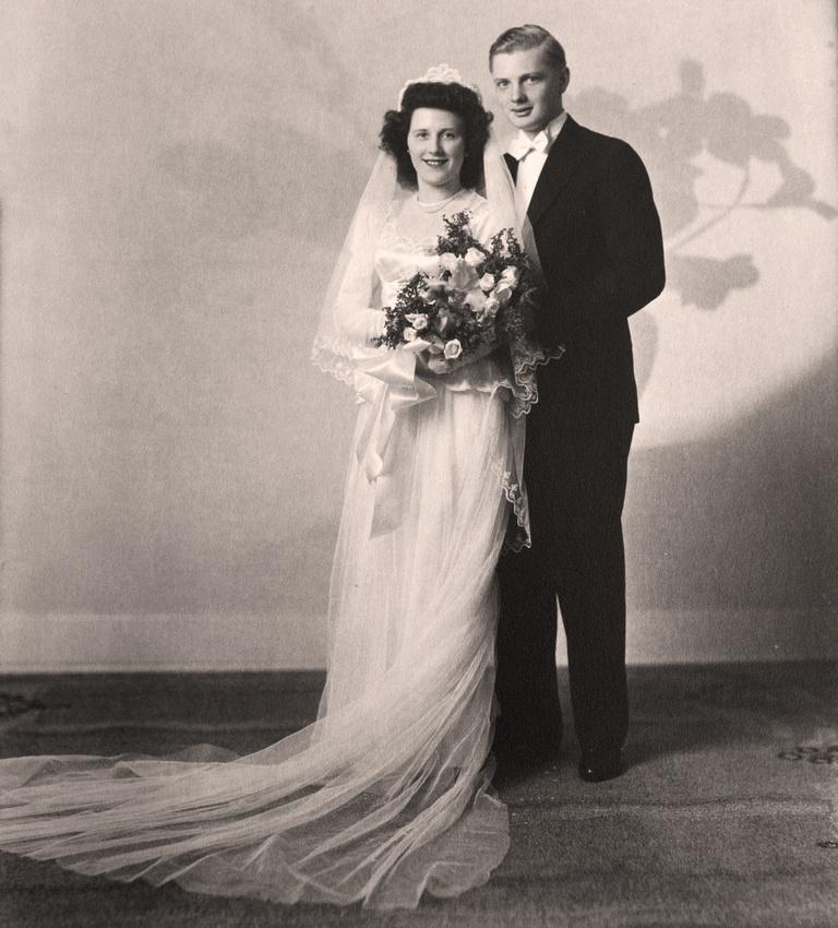 Edward V. Murosky & Margaret Forgash Wedding