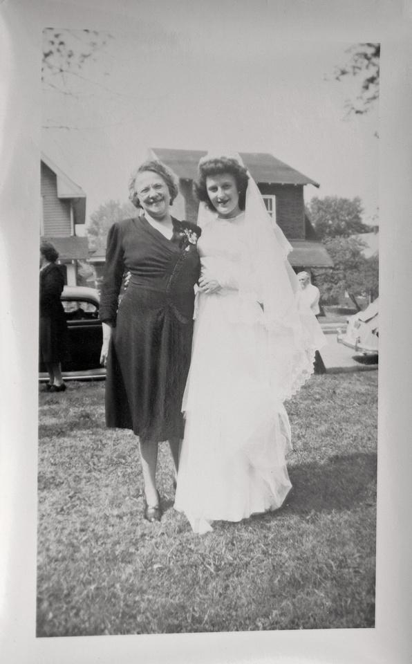 Wedding of Edward V. Murosky & Margaret Forgash