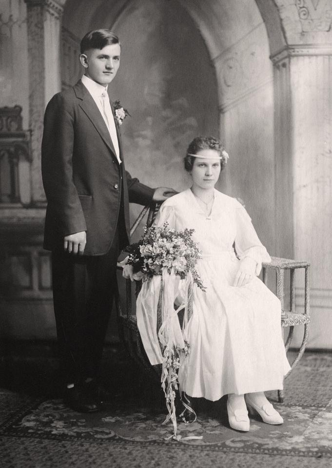 John Frank Bukowski & Theresa Filipkowski