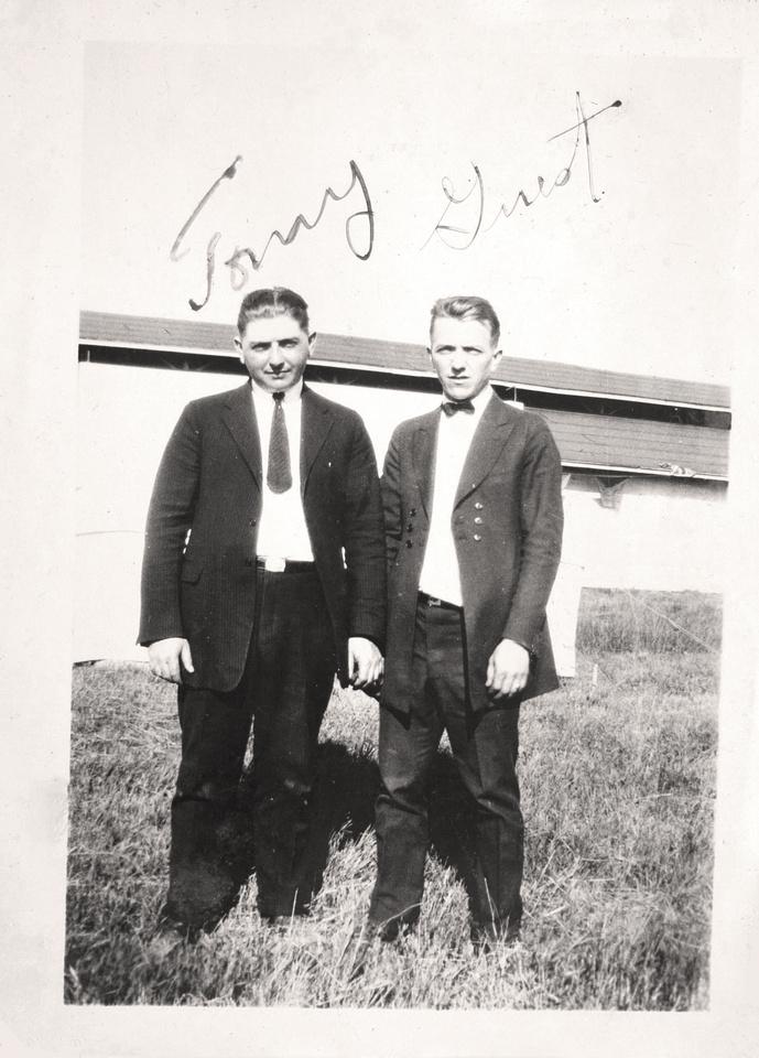 Anthony Harry Murosky, Jr. & Gustave Joseph Bukowski