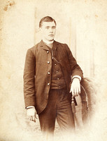 Joseph William Selker- Cabinet Card Cropped