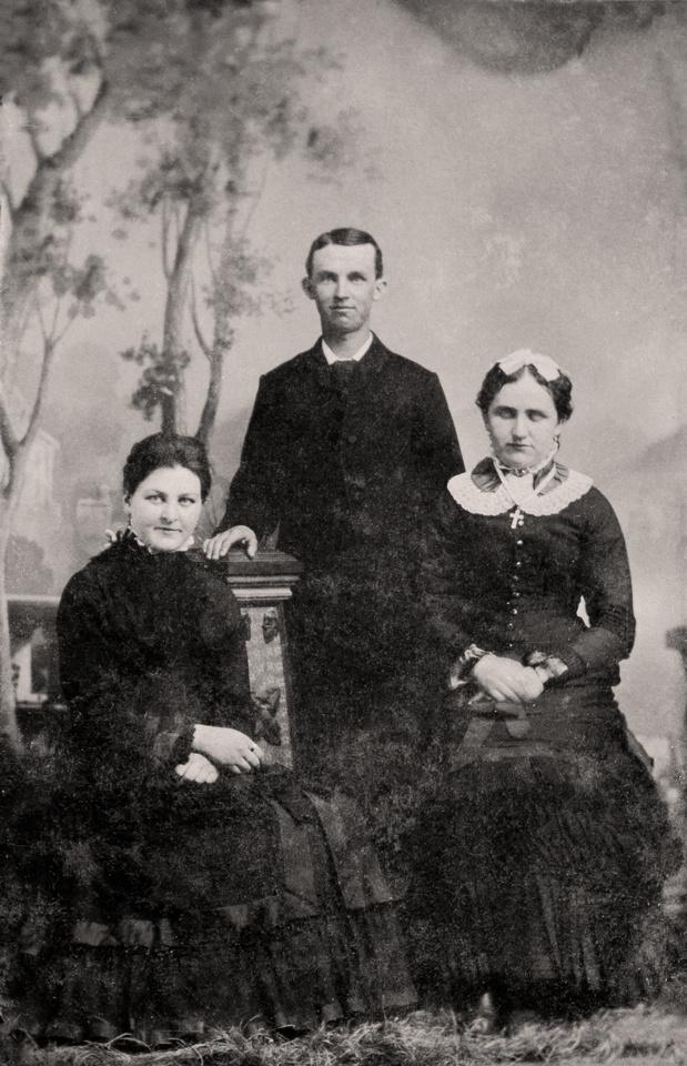 Guth Family Portrait