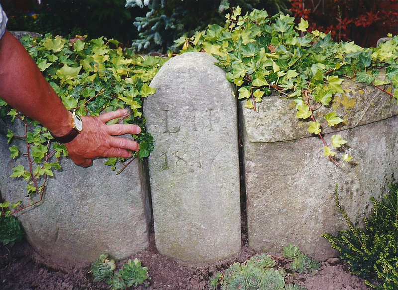 MB Boutiques: The Selker Collection &emdash; Stone Landmarker in Bentheim, Germany